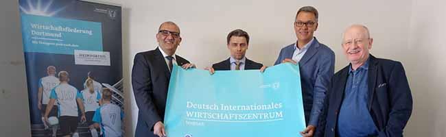 Deutsch-Internationales Wirtschaftszentrum Nordstadt fördert lokale Firmen bei der Erschließung neuer Märkte