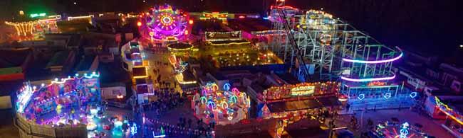 Fotografischer Rundgang in der Nordstadt: Ein erlebnisreicher Tag und farbenfroher Abend auf der Osterkirmes Dortmund