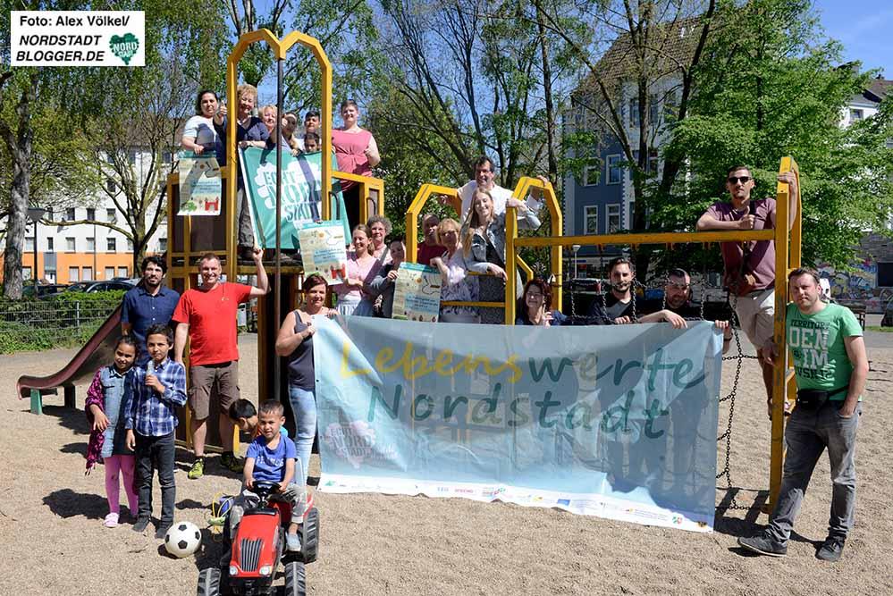 Die Veranstaltergemeinschaft lädt wieder zum Spielfest an der Düppelstraße ein. Foto: Alex Völkel