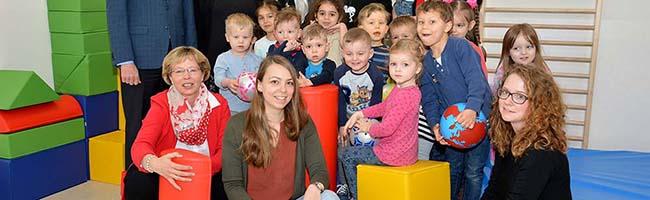 Gute Neuigkeiten für Familien in Dortmund-Kirchderne: Neue Caritas-Kita kann insgesamt 73 Kinder aufnehmen