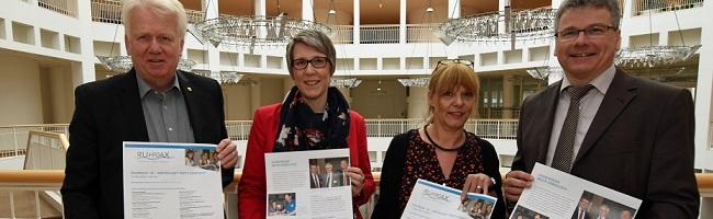 """Ruhrdax – eine Kontaktplattform für """"Ehrenamt trifft Wirtschaft"""" – kommt erstmalig nach Dortmund"""