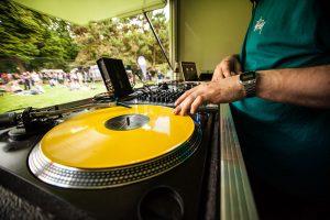 Die Summersounds DJ-Picknicks feiern zehnjähriges Jubiläum. Foto: Sarah Healey