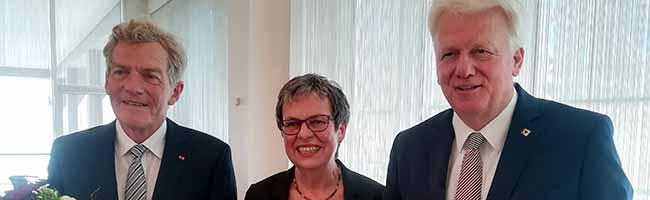 Bundesverdienstkreuze für Doris Kischel und Peter Middel – Auszeichnungen für ehrenamtliches Engagement in Dortmund