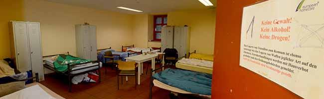 Notschlafstelle für obdachlose Männer wird neu gebaut – Frauen sollen ins Landhotel Syburg umziehen