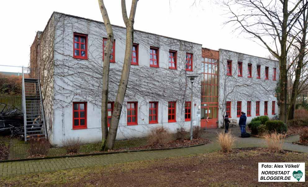 Seit 1986 gibt es die Notschlafstelle an der Unionstraße - sie wird an dieser Stelle neu errichtet und erweitert.