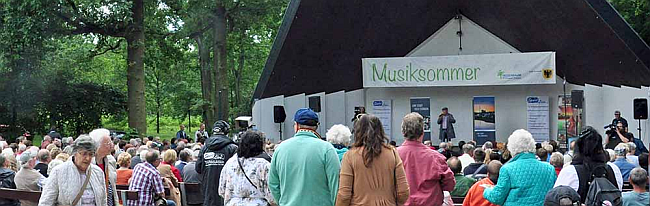 Summer in the City: Am Sonntag startet der Musiksommer 2020 im Fredenbaumpark – insgesamt neun Konzerte geplant