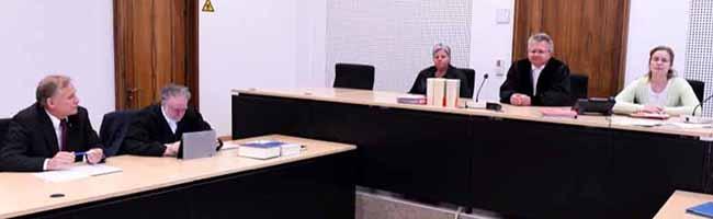 Verhandlung gegen Klaus Schäfer wegen Holocaust-Leugnung geht in Verlängerung – Grund: Fehlender Facebook-Zugang