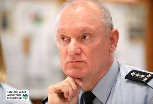 Dirk Hammelmann iststellvertretender Leiter der Polizeiwache Nord.
