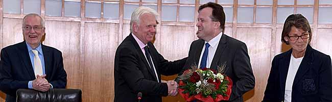 Rat der Stadt Dortmund wählt Norbert Dahmen mit großer Mehrheit zum neuen Rechts- und Ordnungsdezernenten