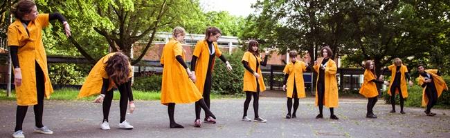 """Das Jugendprojekt """"Pottfiction"""" geht in die sechste Runde: """"Marmeladenglasmomente – Eine utopische Reise ins Innere"""""""