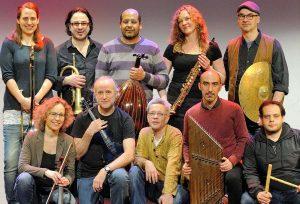 Das Transorient Orchestra ist Gewinner des WDR-Jazzpreises 2017 in der Kategorie Musikkulturen. Foto: Kurt Rade