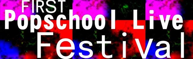 Popschool Live Festival – aus dem Probenkeller auf die Bühne im Fritz-Henßler-Haus: Einmal ist immer das erste Mal!