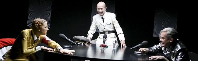 """""""Ein bisschen Ruhe vor dem Sturm"""" – Wie kann ein Hitler dargestellt werden? Oder: Revierkämpfe unter Schauspielern"""