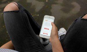Hilfesuchende Jugendliche können sich anonym per E-Mail an die Hilfseinrichtung wenden.
