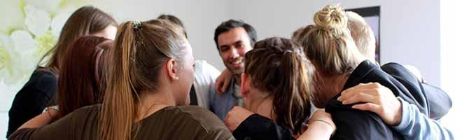 Hilfe von Jugendlichen für Jugendliche in Not: Das junge Online-Team der Suizid-Prävention Dortmund wird geehrt