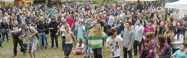 FOTOSTRECKE: Westparkfest in Dortmund bei wechselhaftem Wetter mit vielen Highlights und insgesamt ein Erfolg