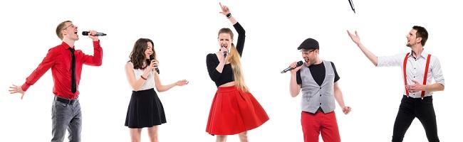 Sommer- und Musikvergnügen pur im Dortmunder Westfalenpark beim 22. Sparkassen A-cappella-Festival