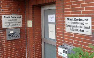Außenstelle des MMD an der Bornstraße