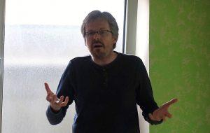 Jens Feigel, Leiter der Außenstelle des Sozialpsychiatrischen Dienstes an der Bornstraße