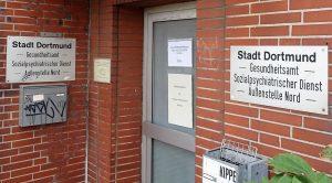 Außenstelle des Sozialpsychiatrischen Dienstes an der Bornstraße