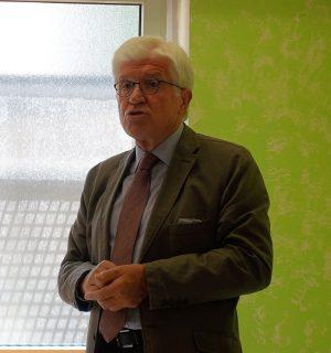Ingo Flenker, Vorsitzender des Verwaltungsausschusses der Ärzteversorgung Westfalen-Lippe