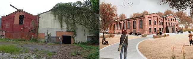 """Bürgerhaus """"Pulsschlag Dorstfeld"""": Aus historischem Zechengebäude wird neuer urbaner Treffpunkt in Dortmund"""