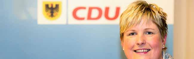 Claudia Middendorf (CDU) wird neue Landesbeauftragte für Menschen mit Behinderung und PatientInnen