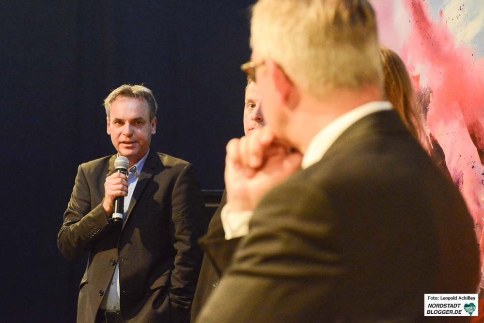 Frank Überall, DJV-Bundesvorsitzender