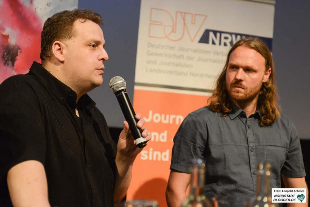 Alexander Völkel, Nordstadtblogger