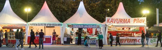FOTOSTRECKE: Ein Besuch auf dem Festi Ramazan lohnt sich – Volksfest an den Westfalenhalle geht noch bis 17. Juni 2018