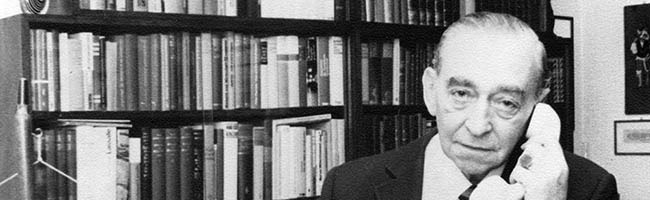 """""""Was uns unser Gewissen befiehlt"""": Vortrag erinnert an den ersten """"jüdischen"""" DGB-Vorsitzenden Ludwig Rosenberg"""