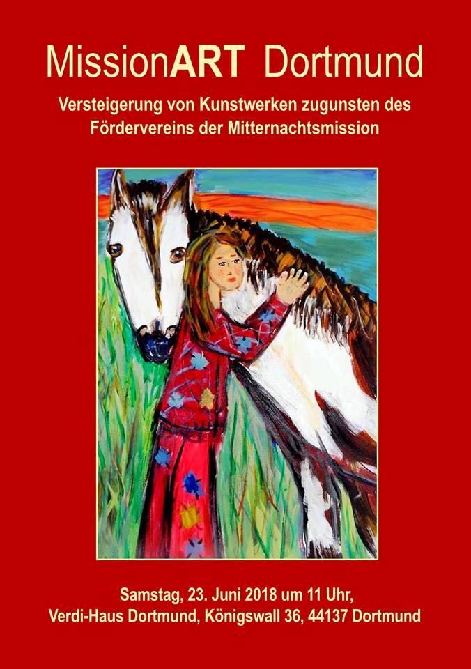 Mission Art 2018 - Deckblatt Missionart 2018 Nießen