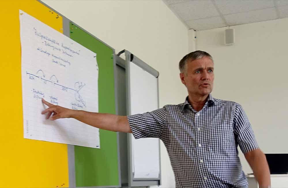 Viele Stiftungen helfen bei Bildungsübergängen. Manfred Hagedorn erklärt wer wann wo.