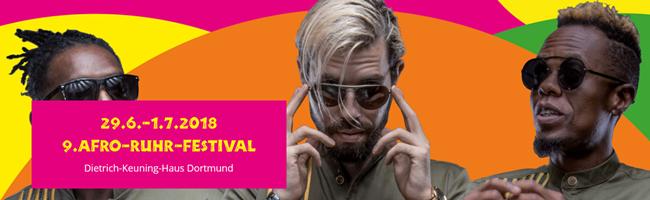 """""""Vielfalt durch Einheit"""" – Das """"Afro-Ruhr-Festival"""" 2018 überrascht mit politischen Fachseminaren und freiem Eintritt"""