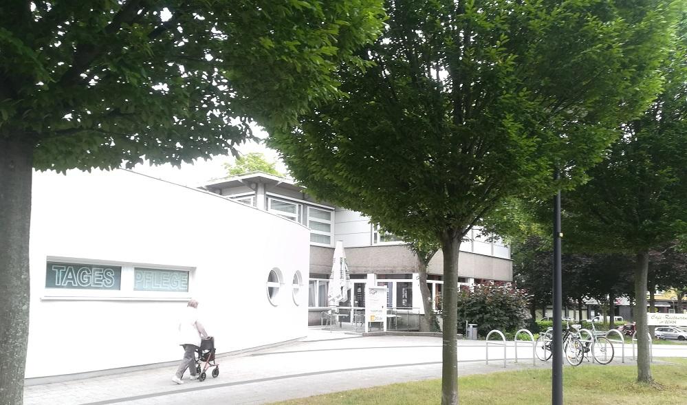 Seniorenbegnungsstätte Wilhelm-Hansmann-Haus in der Märkischen Straße