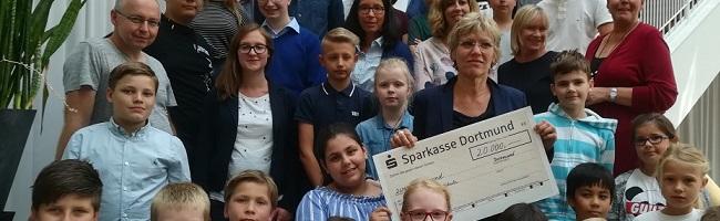 UmweltBewussteSchule – Zehn Schulen in Dortmund können sich über den Titel und die Preisgelder für das Jahr 2017 freuen
