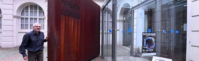 Ende einer Ära in der Nordstadt: Nach 14 Jahren wechselt der Leiter des Hoeschmuseums ins Schulmuseum in Marten