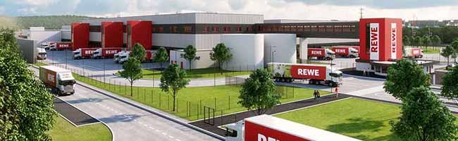 Erster Spatenstich am neuen REWE-Frischezentrum – 700 Arbeitsplätze werden auf der Westfalenhütte gebündelt