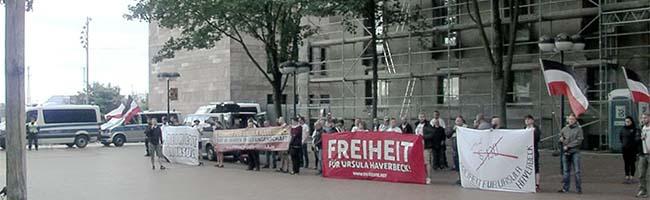 """HINTERGRUND: Die Holocaust-Leugnerin Ursula Haverbeck, die Partei """"Die Rechte"""" und die Neonazis in Dortmund"""