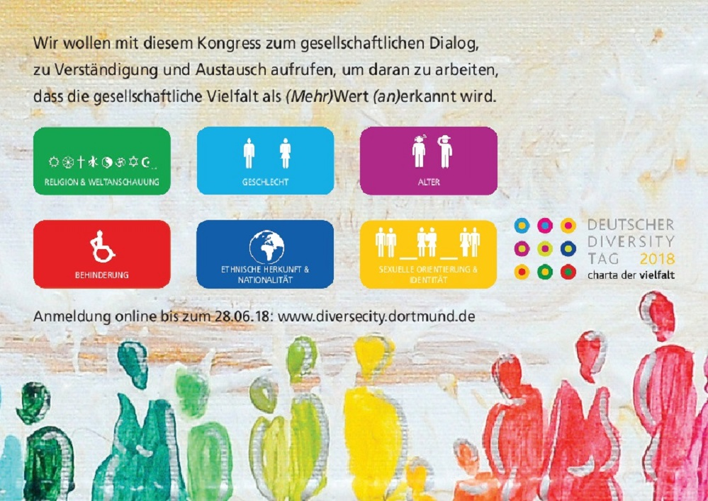 7. DiverseCity Kongress Anmeldetermin