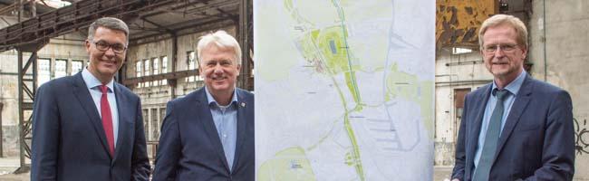 Land bekennt sich zur Gartenausstellung IGA – doch das Geld wird wohl nicht so sprudeln, wie es sich Dortmund erhofft