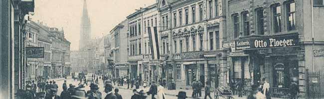 """SERIE Nordstadt-Geschichte(n): Varieté, Kabarett und vieles mehr – aus der Historie der """"Feuerkugel"""" am Steinplatz"""