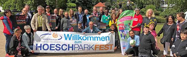 """Internationale Woche: Das Hoeschparkfest lockt am 1. Juli wieder Jung und Alt in die """"grüne Lunge am Borsigplatz"""""""