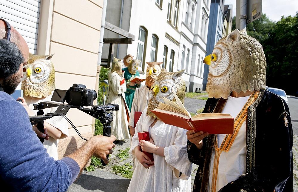 KJT Dortmund, pottfiction Dortmund und des Integrativen Jugendprojekts des KJT Integration Baby KJT Pulp Fiction Birgit Hupfeld