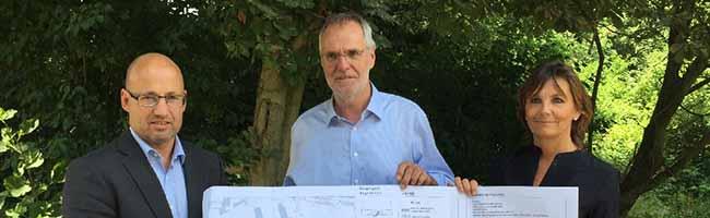 Klima-Inseln als Starkregenschutz und zur Klimaverbesserung – Dortmund erhält Förderzusage über 1,11 Millionen Euro