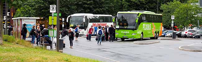 """Diskussion der Bürgerinitiative """"Garten statt ZOB"""": Ist die Luftqualität am Busbahnhof in der Nordstadt noch zu retten?"""