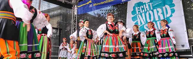 Internationale Woche: Dortmund feiert in der Nordstadt seine bunte Vielfalt beim 20. Münsterstraßen-Fest