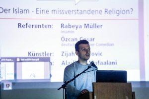 2018.06.22 Dortmund Talk im DKH zu Gast am Helmholz-Gymnasium - 2018.06.22 Dortmund Talk im DKH zu Gast am Helmholz-Gymnasium - Zijah Jusufovic