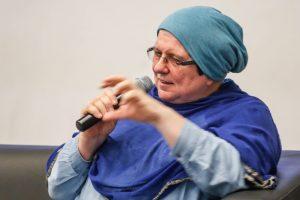 2018.06.22 Dortmund Talk im DKH zu Gast am Helmholz-Gymnasium Imamin Rabeya Müller