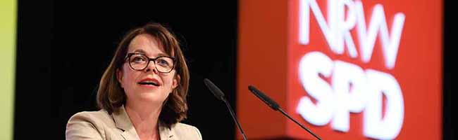 Die neue Generalsekretärin Nadja Lüders im Gespräch: NRW-SPD will Fragen der sozialen Gerechtigkeit stärker betonen